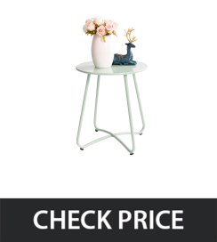 HollyHOME-Small-Round-Patio-Side-Table