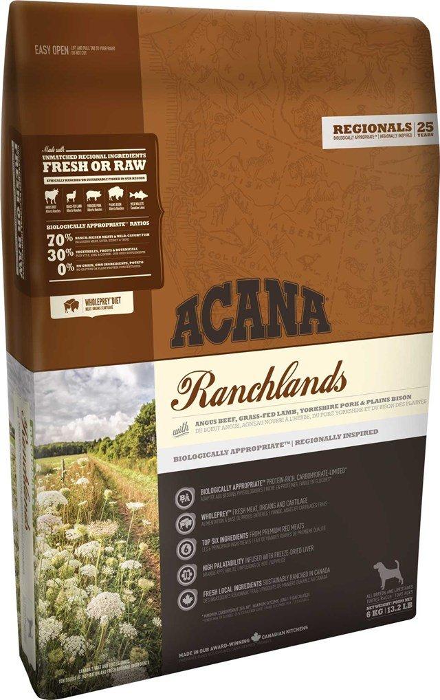 Piensos Acana Rachlands