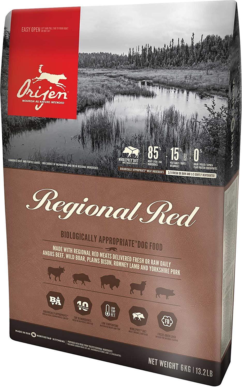 Pienso Orijen Regional Red