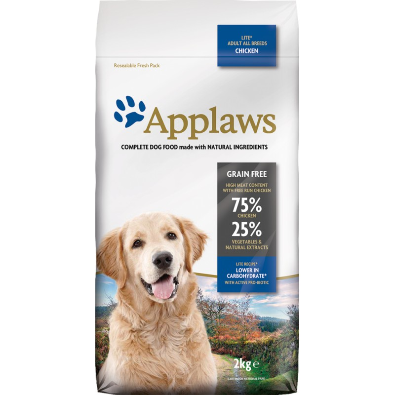 Pienso para perros Applaws light