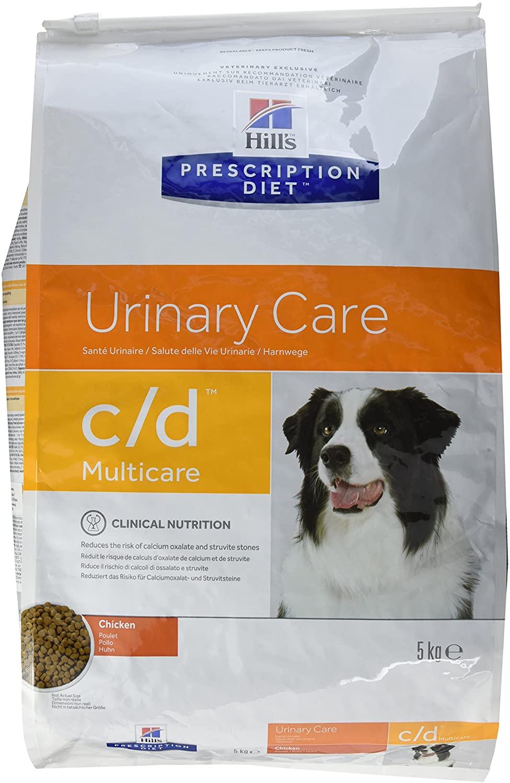 Hill´s Prescription c/d canine cuidado de vejiga