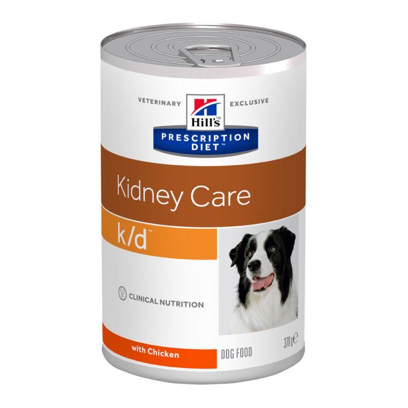Hill´s Prescription Diet Canine k/d alimento húmedo