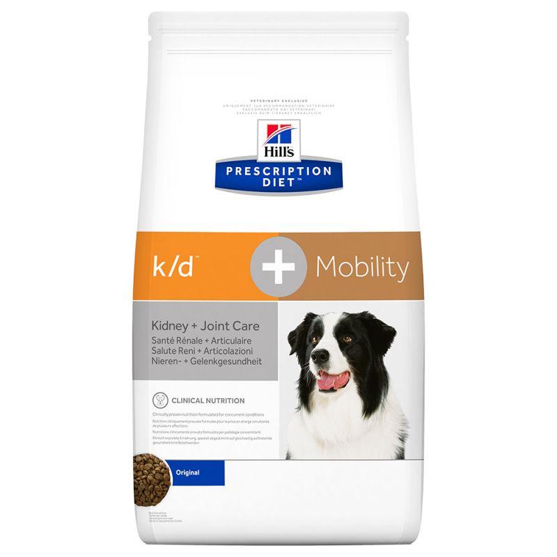 bolsa de pienso Hill´s Prescription Diet k/d Canine