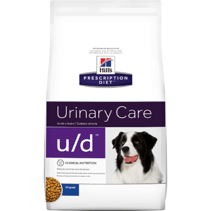 beneficios del pienso hill's prescription diet canine u/d