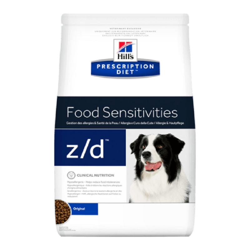 Pienso para perros Hill´s prescription diet z/d canine ultra allergen free
