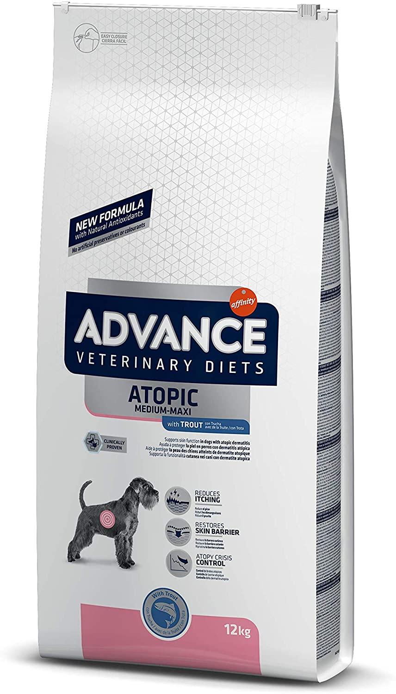 ADVANCE Veterinary Diets Atopic para perros con problemas de piel