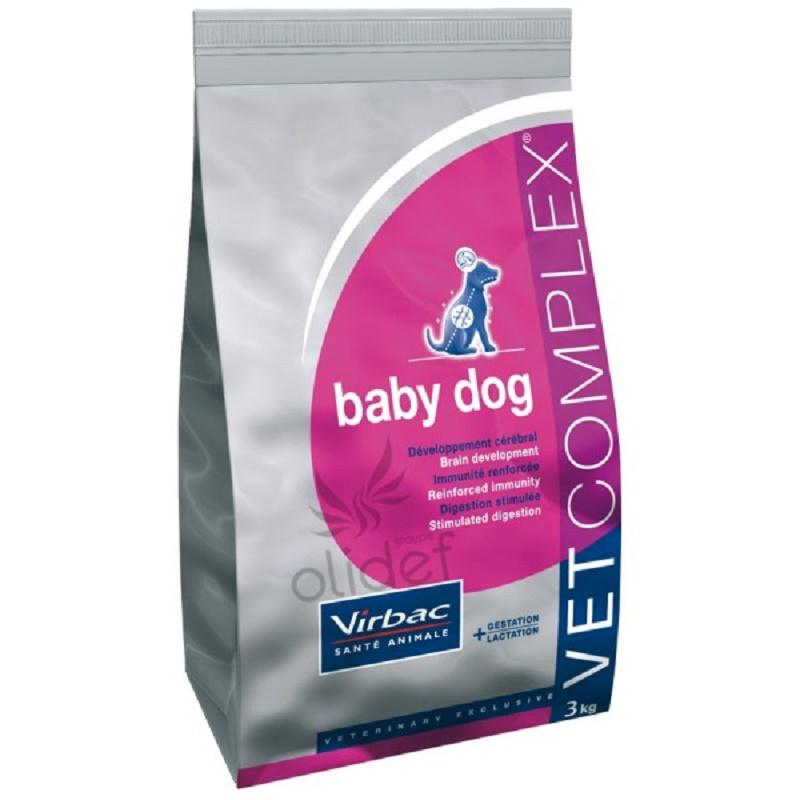 pienso para cachorros vet complex baby dog