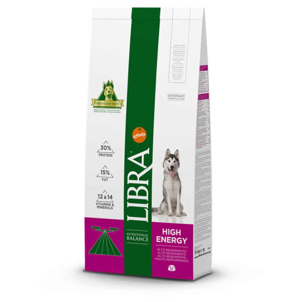 Libra Hight Energy