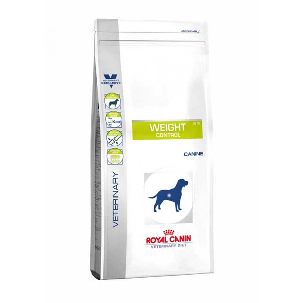 Pienso Royal Canin Veterinary Diet Canine Weight Control DS30