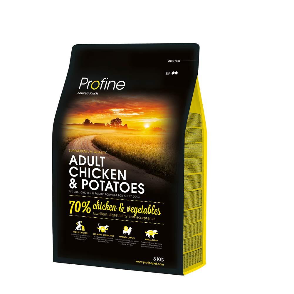 Adult Chicken Potatoes