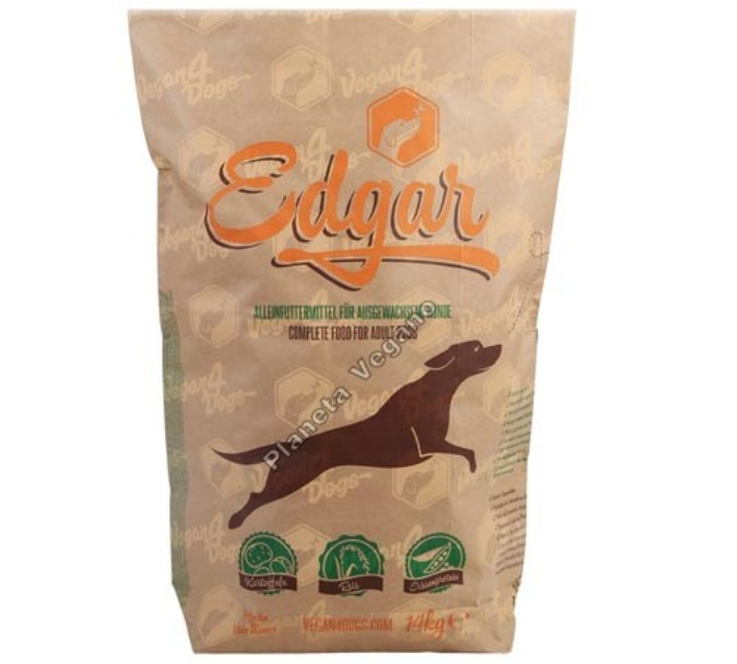 Pienso vegano Edgar