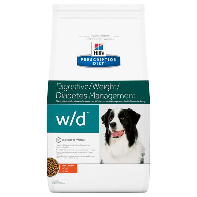 alimento seco Hill´s Prescription Diet Canine w/d