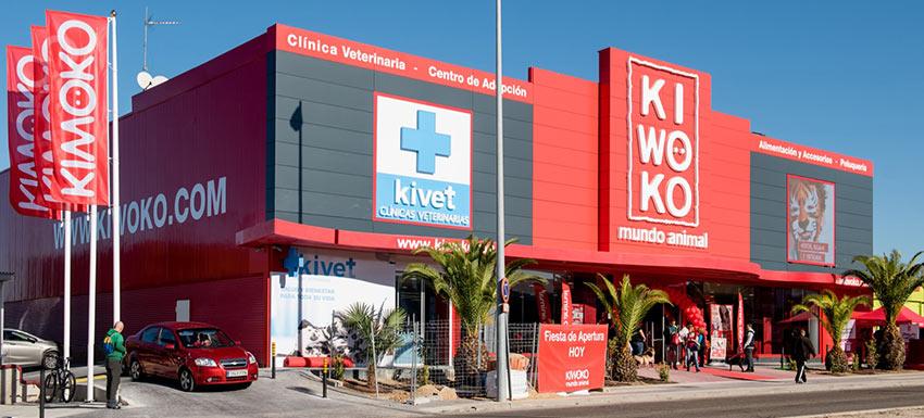 kiwoko tienda de animales