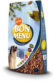 Sabor receta mediterránea pienso seco Bon Menú