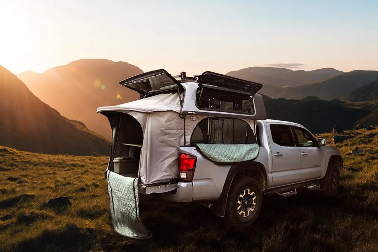 ADD A WEEKENDER PACKAGE TO YOUR PICKUP TRUCK EXPERIENCE