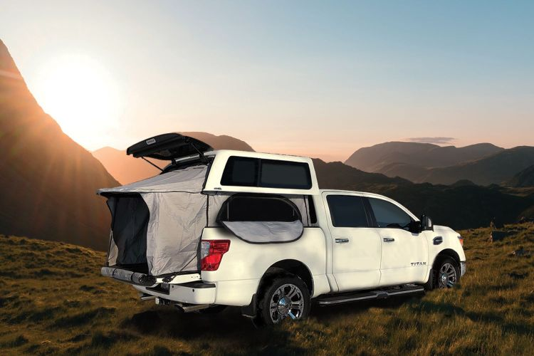 TopperLift Kit Easily Transforms Your Pick-Up Truck Into A Camper – Outboundliving.com