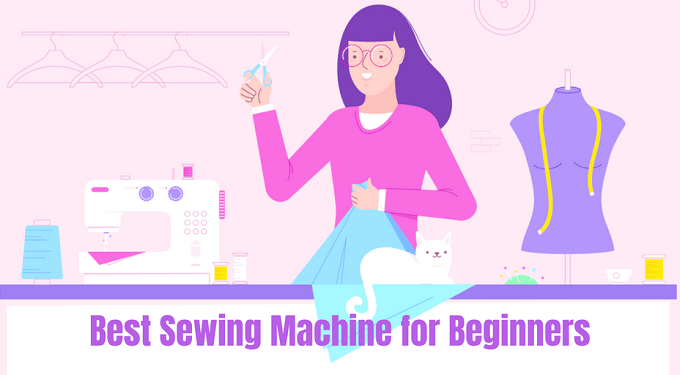 What Is The Best Sewing Machine For Beginners In 2018? (Top 5 Reviews)