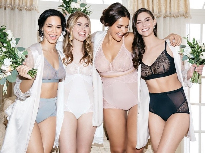 best-shapewear-for-wedding-dress-strapless-dress