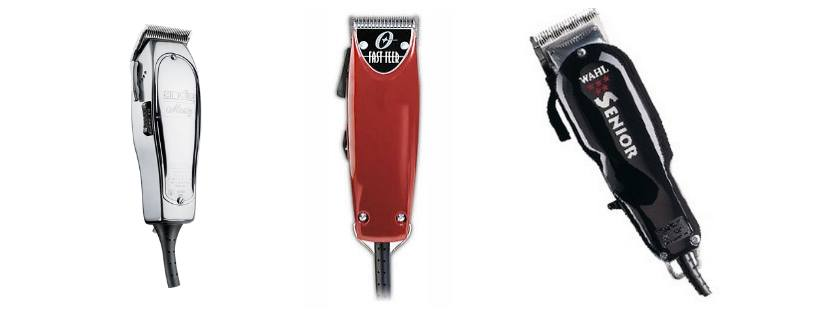 Oster Fast Feed vs. Andis Master vs. Wahl Senior