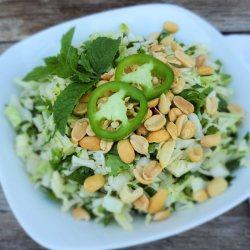 Thai-style Coleslaw