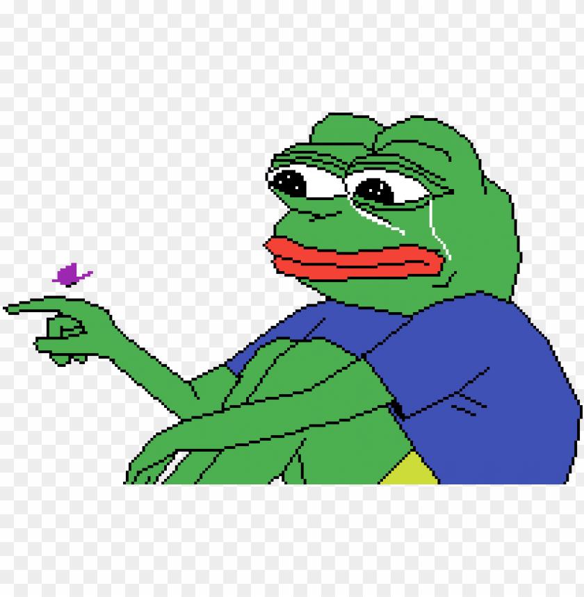 Download Sad Pepe Transparent Png Pepe Sad Png Free Png Images