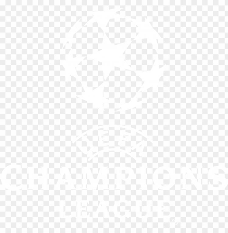 Transparent Champion Logo White