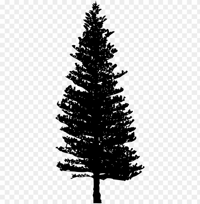 Pine Tree Silhouette Png Free PNG Images TOPpng