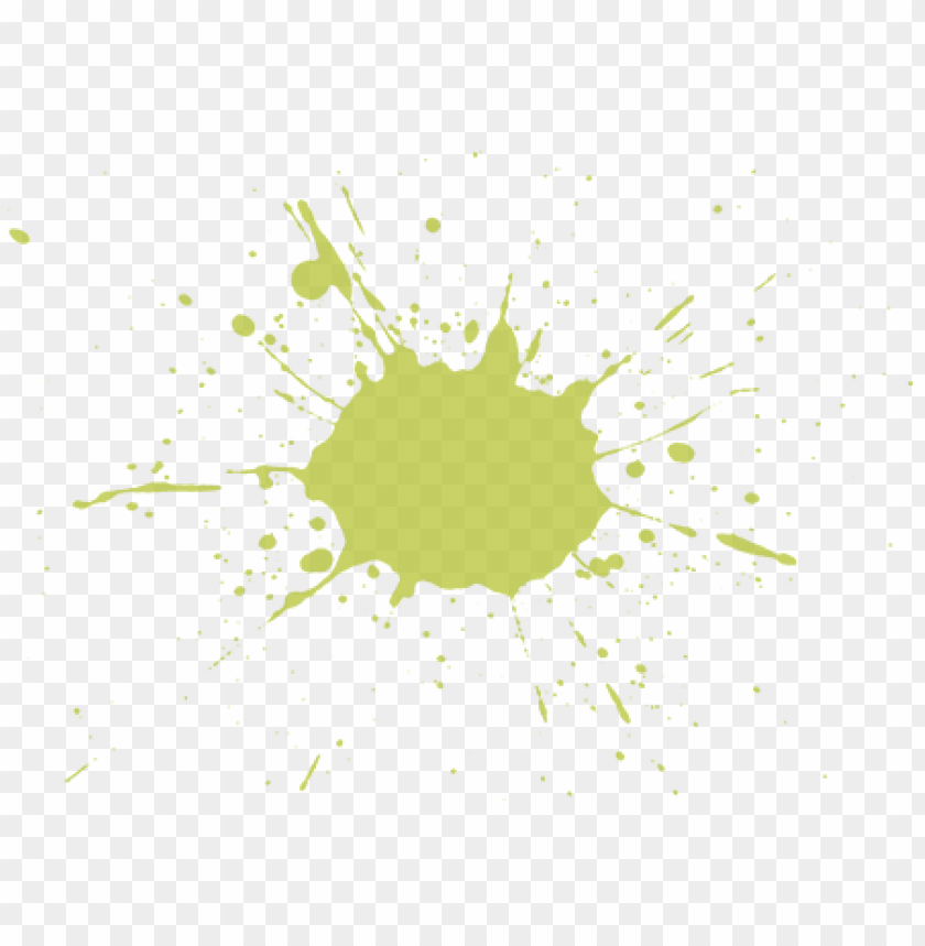 Aint Splotches Png Green Paint Splatter No Background Png Image