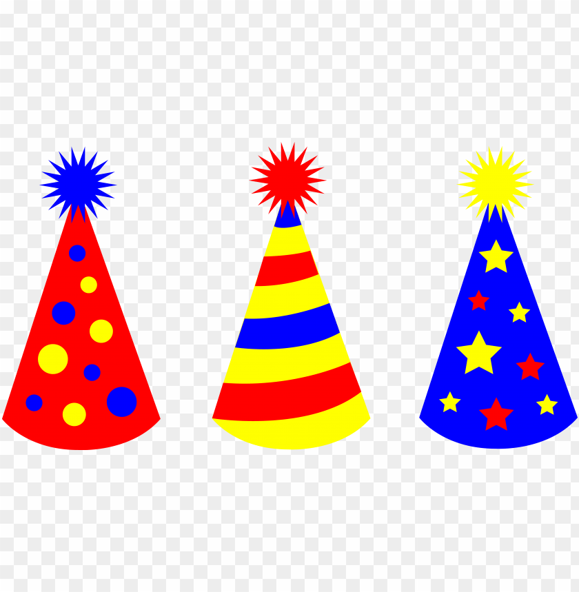 Birthday Hat Png Birthday Party Hat Clip Art Png Image With Transparent Background Toppng