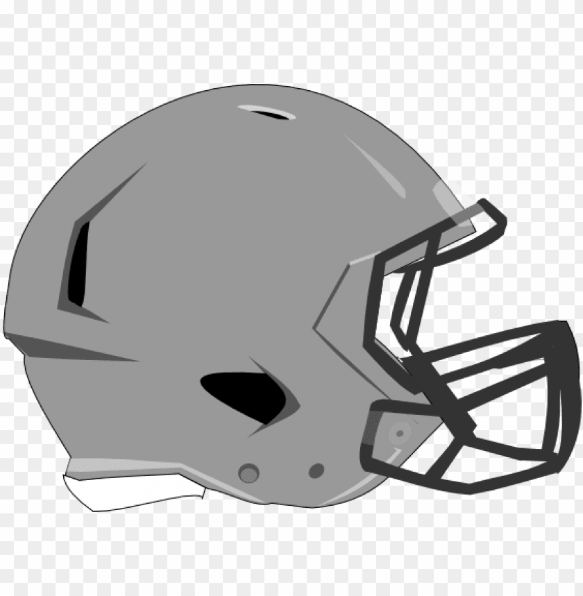 Blank Football Helmets Side View Png Image With Transparent Background Toppng