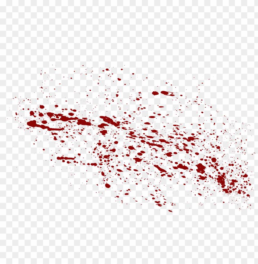 Jpg Black And White Blood Spatter Blood Splatter Transparent Png