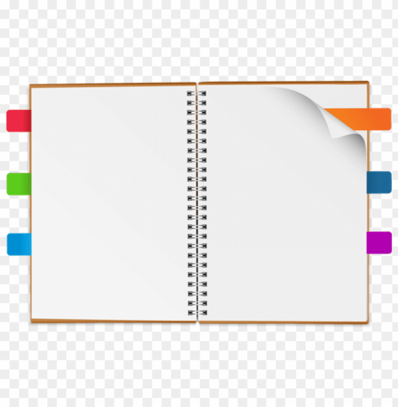 Download Open Notebook Clipart Png Photo Toppng