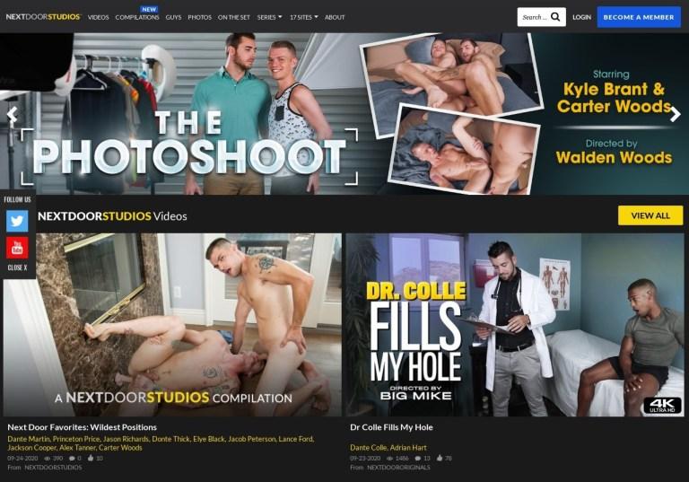 NextDoorStudios - เว็บหนังโป็ที่ดีที่สุด