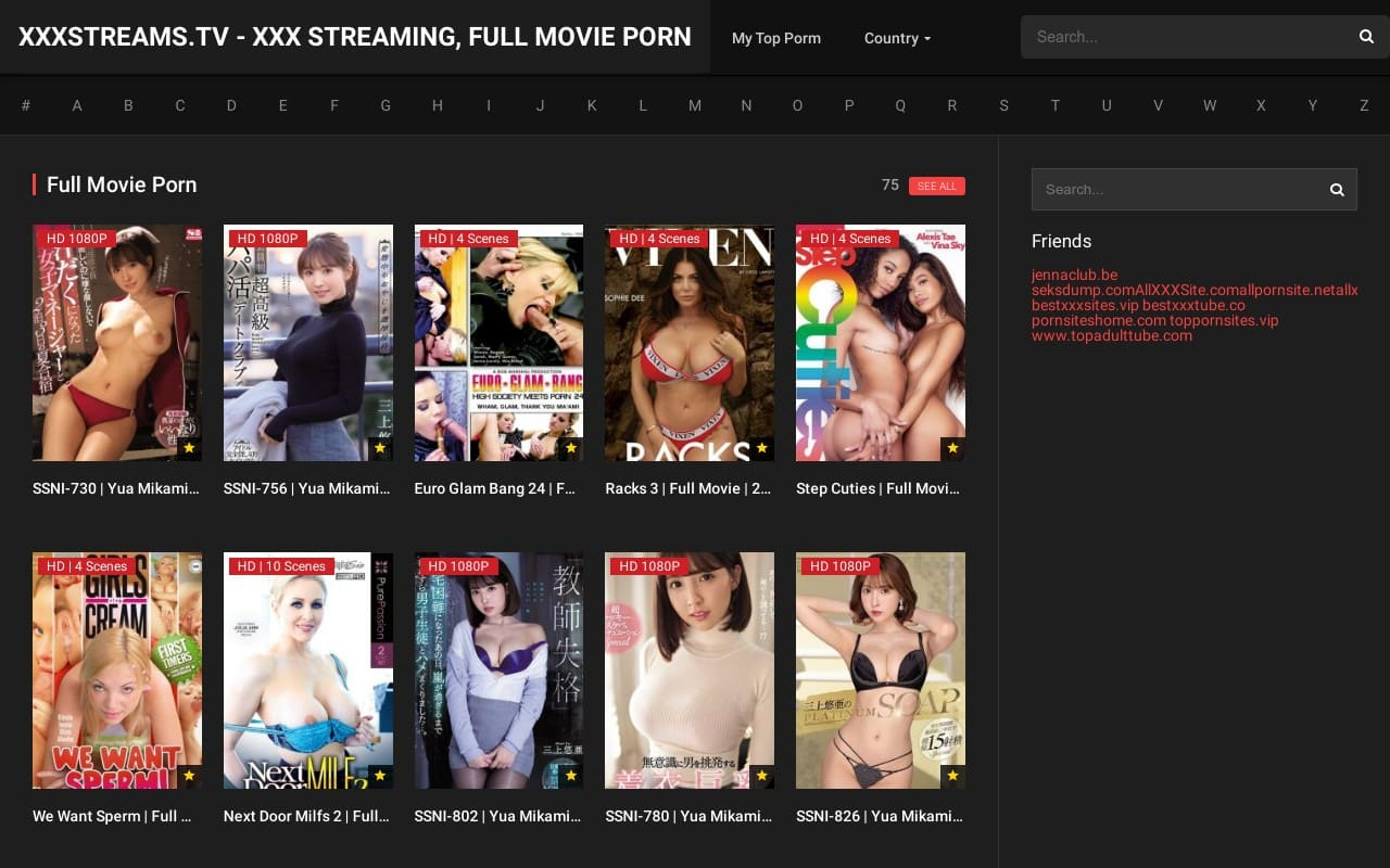 xxxstreams - top Full Movie Porn Sites