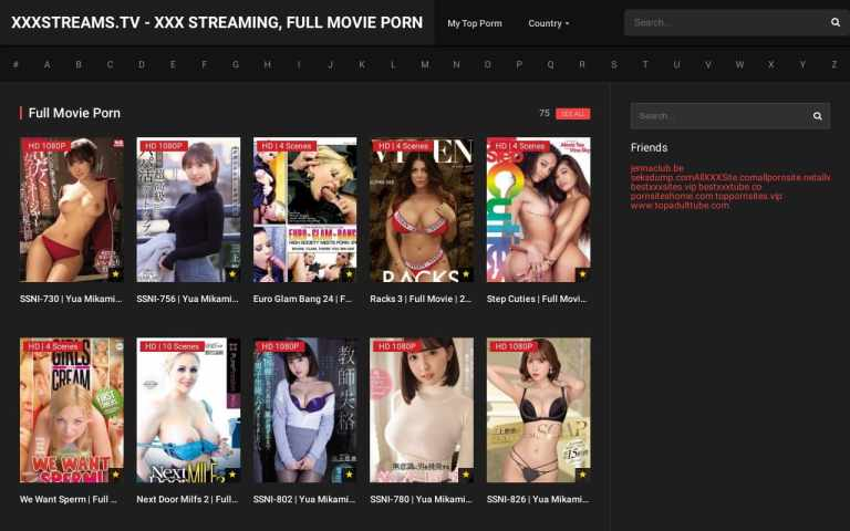xxxstreams - top Full Movie Porn Sites