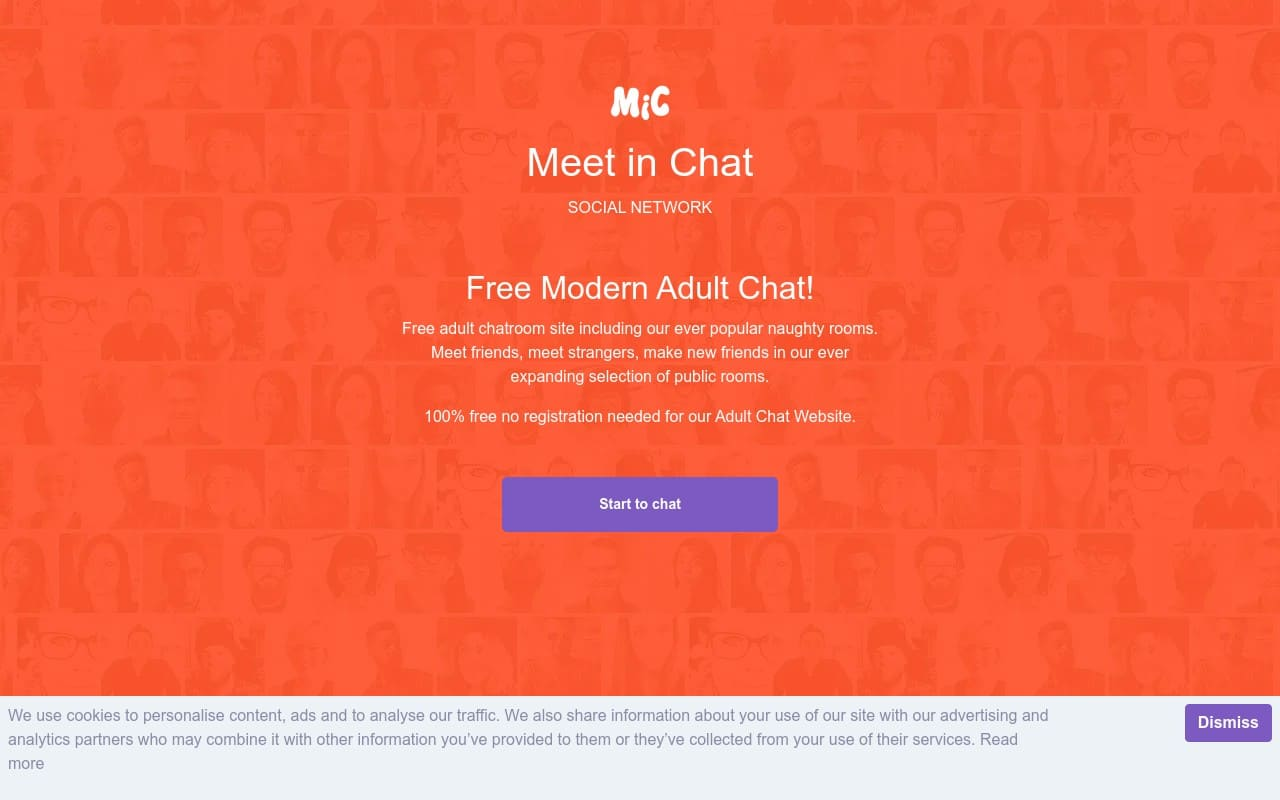 Meetinchat - top Sex Chat Sites