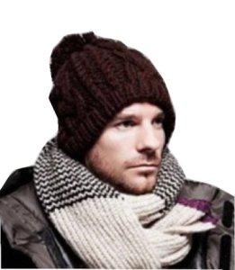 Top 10 best fashion crochet hats for men in 2016 reviews