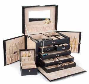 Top 10 Best Jewelry Boxes In 2015 Reviews