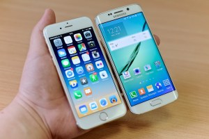 iphone 6 compare with samsung