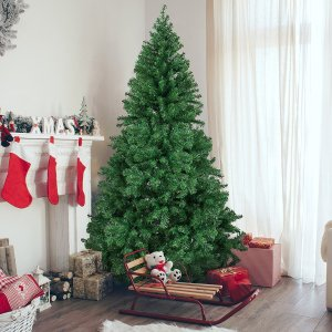 artificial christmas pine tree - Outdoor Artificial Christmas Tree