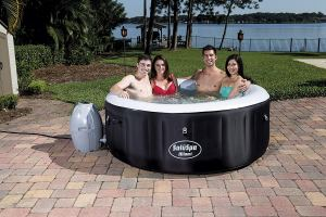 SaluSpa Miami AirJet best Inflatable Hot Tub