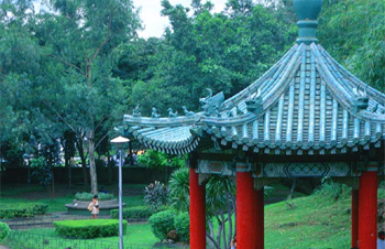 Elements of Chinese Gardens
