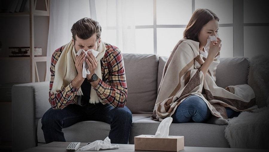 Комбиновани грип коси Србију, обара и држи 4 недеље у кревету: Сув кашаљ не престаје, а температура се враћа