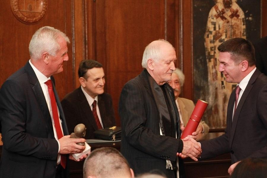 Још једно признање за председника Ковачевића