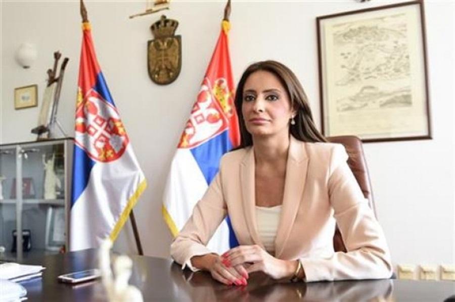 Кубуровић обишла реновирану правосудну зграду у Аранђеловцу