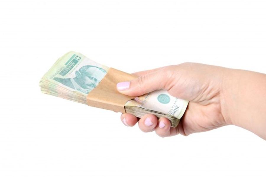 Од данас већи износ на пензионом чеку