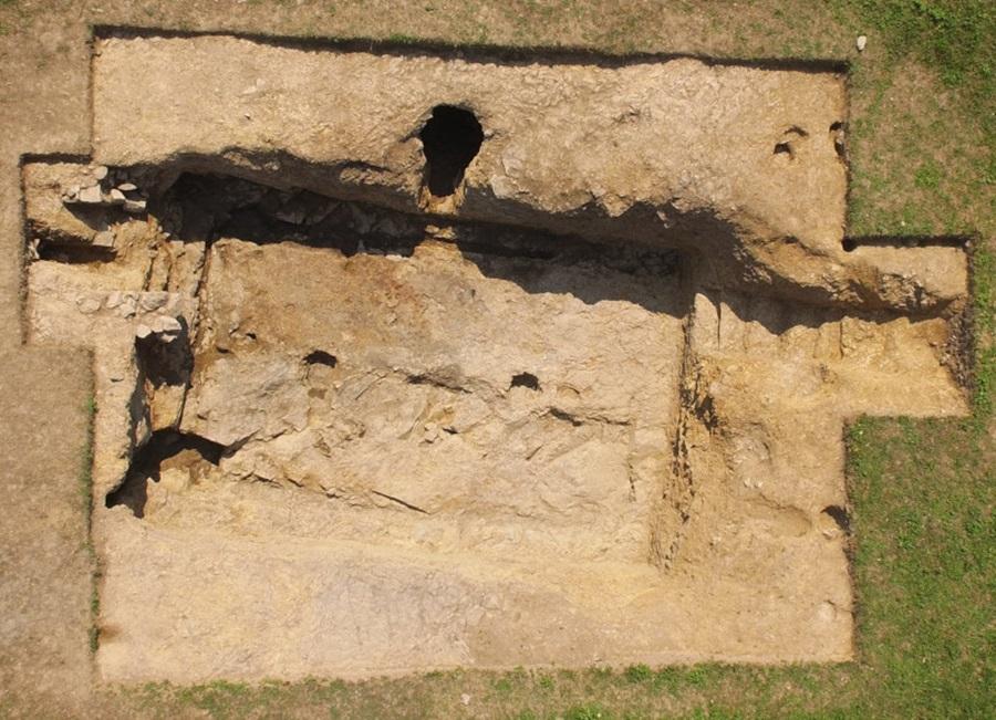 На Руднику откривен вински подрум из средњег века