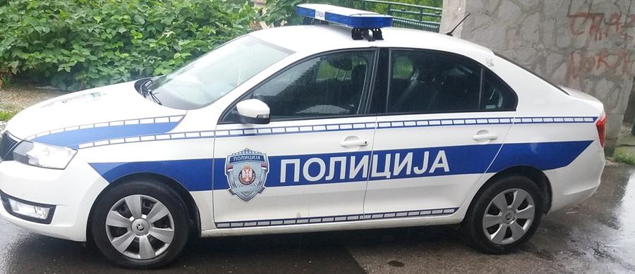 Ухапшена двојица аранђеловчана: Претукли таксисту и отели му новац