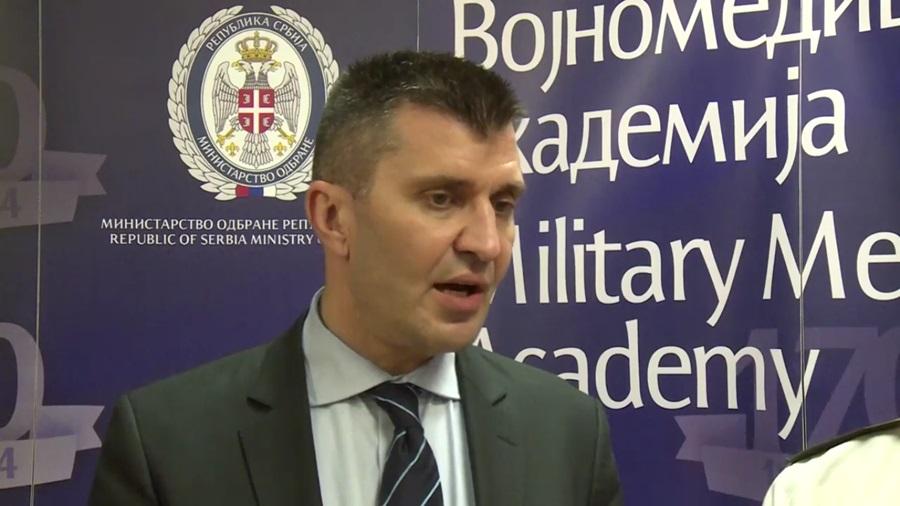 Ђорђевић: Нови закони из области безбедности на раду