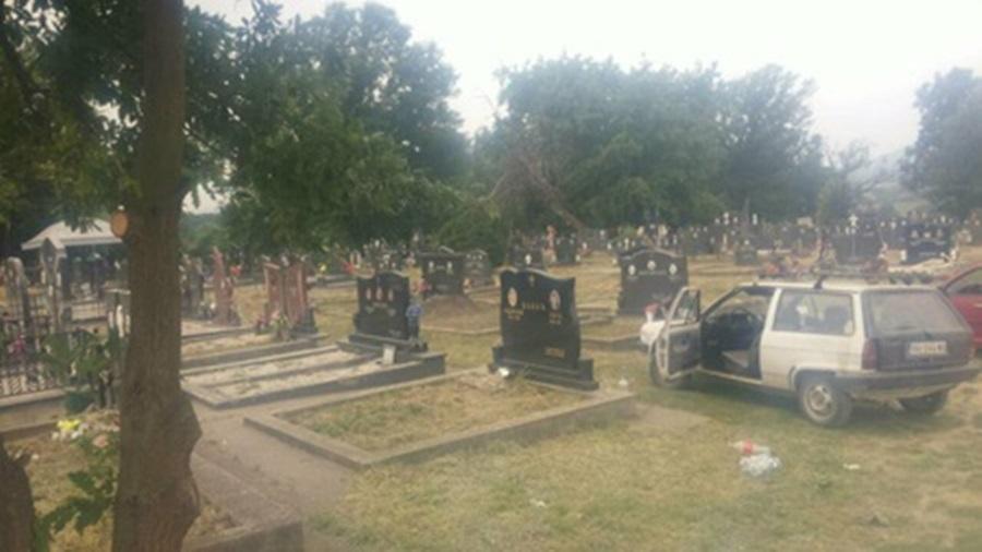 Пала гробљанска мафија из Аранђеловца